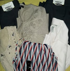 Work casual lot size (0-xs)